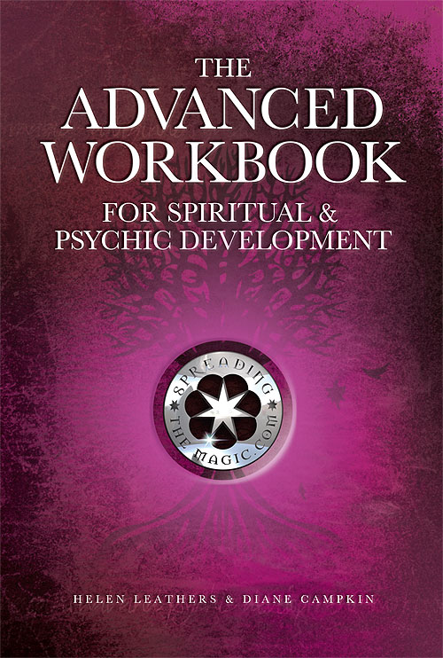 advanced psychic development workbook