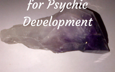 Top Five Best Crystals For Psychic Development