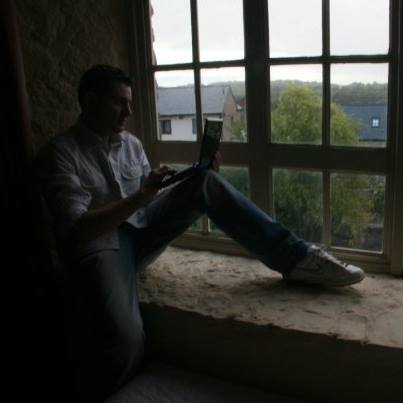 Helen Leathers Meets Real-Life Paranormal Investigator Ashley Knibb