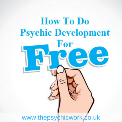Free Psychic Development