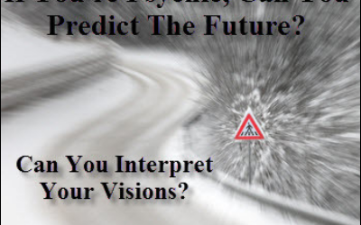 If You're Psychic, Can You Tell The Future?
