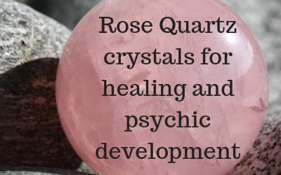 Rose Quartz Crystals For Healing And Spiritual Development